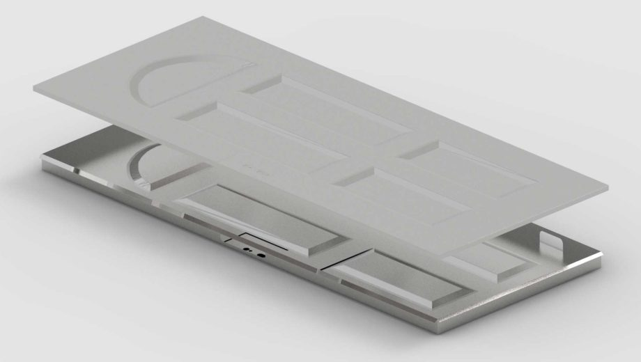 Steel Doors Box Cover product