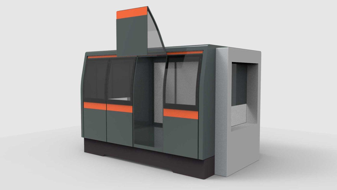 WEMO Machines Design