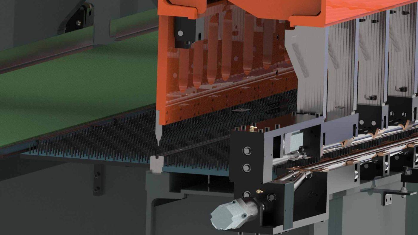 WEMO Rolkantbuigen Station Technologie