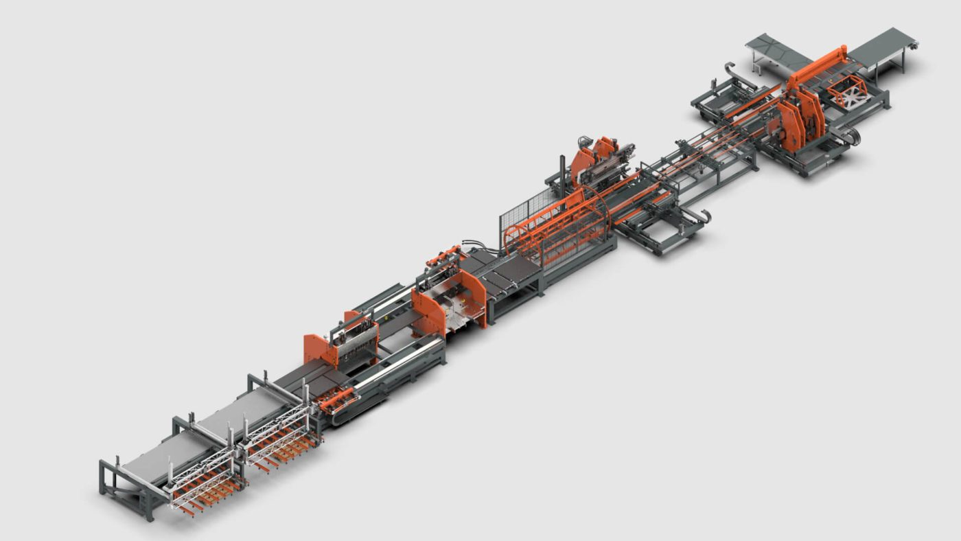 wemo automated sheet metal panel bender sheet punching bending shearing processing line for electrical enclosures and distribution cabinets
