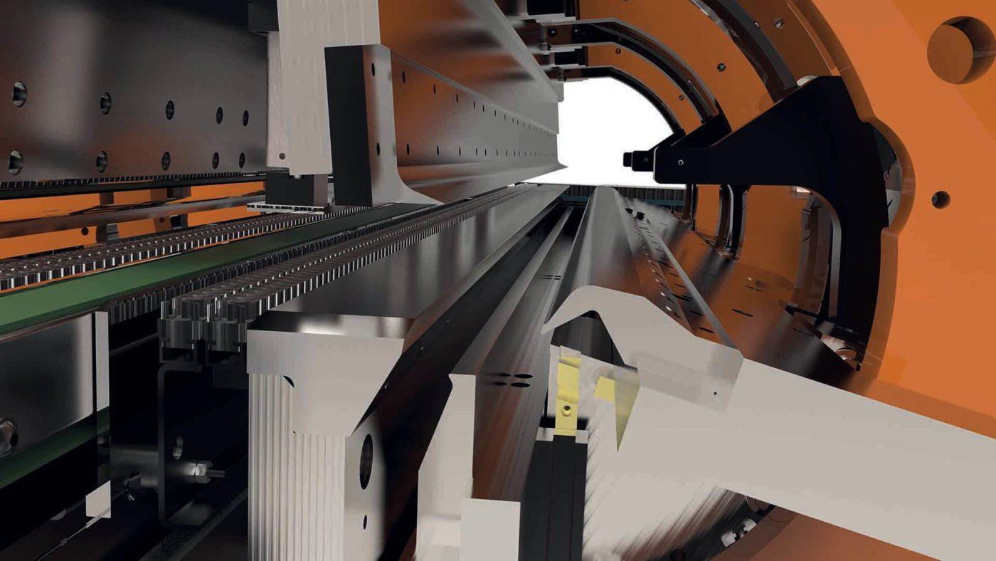 Swivel Bending Technology