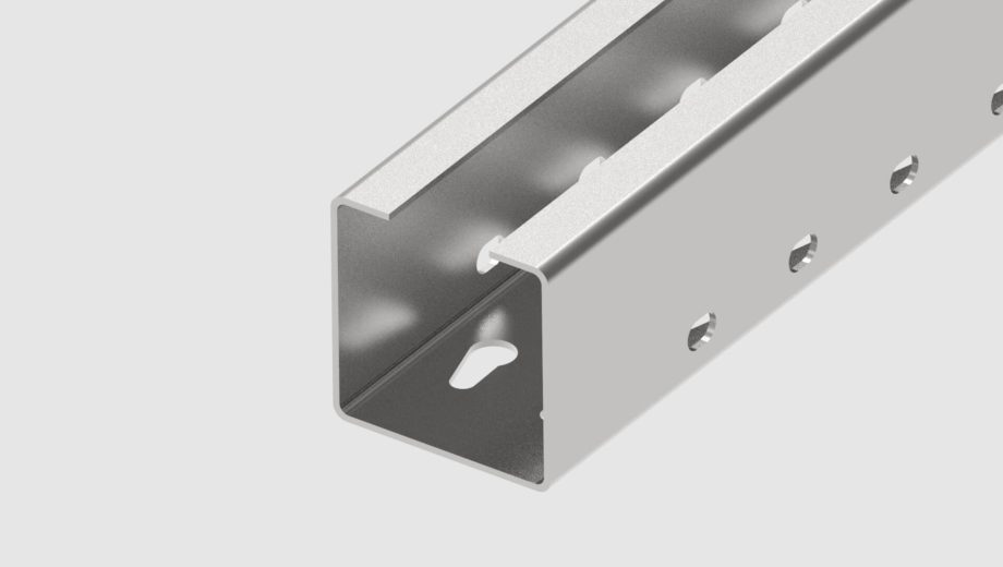Slotted Angle Uprights Products