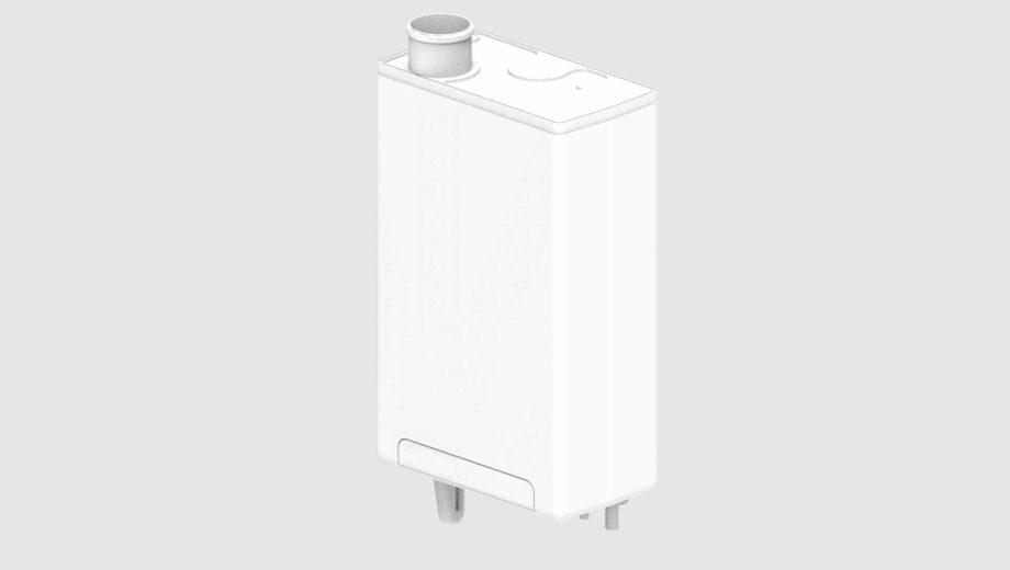 Brennwertkessel Gehäuse Produkt 2