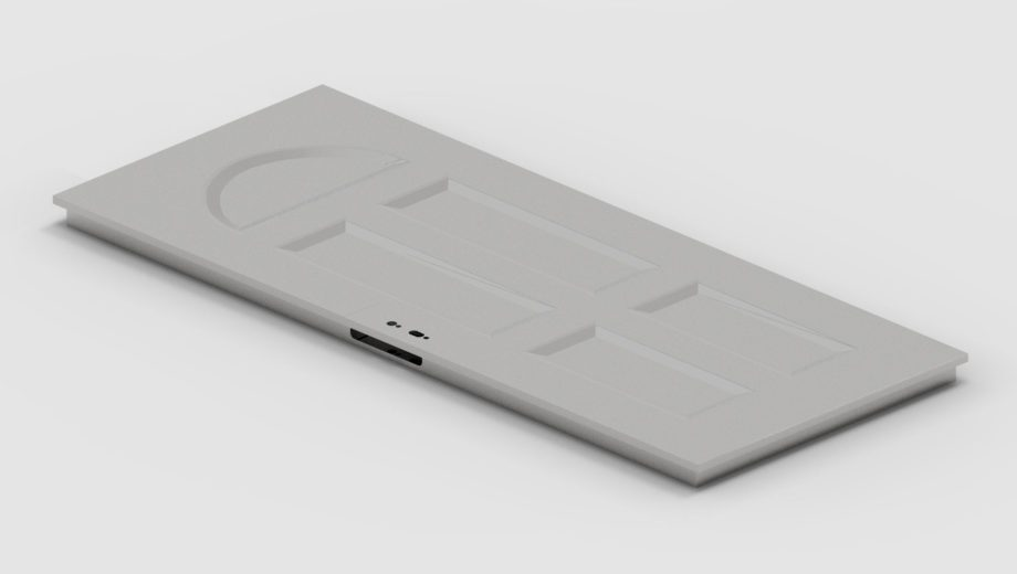 Stahltüren Box Cover Produkt 2