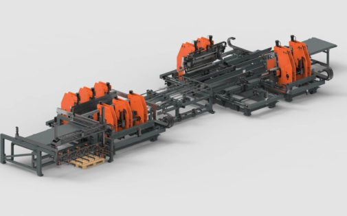 WEMO launches new Panel Bending line for Steel Cabinets