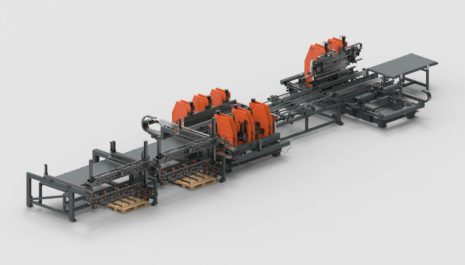 Get to know our new PBL-2550 production line for Steel Doors