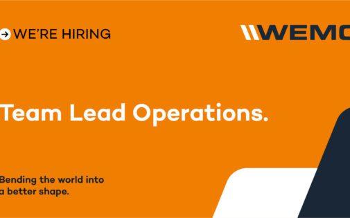 Team Lead Operations – Fulltime