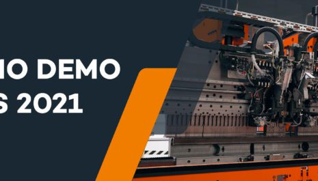 WEMO DEMO DAYS, bending your product live on our panel bending line.