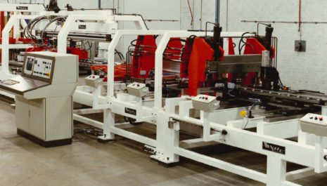 WEMO offers completely overhauled punching-bending line